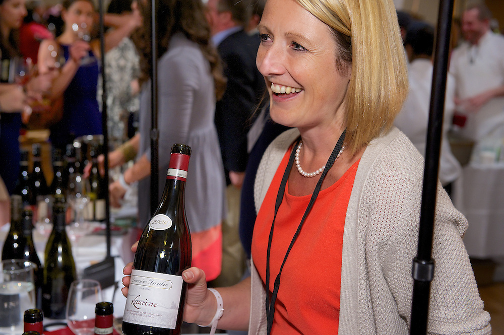 Ashley Bell from Domaine Drouhin