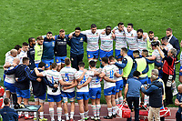 Italy Team <br /> Roma 16-03-2019 Stadio Olimpico<br /> Rugby Six Nations tournament 2019  <br /> Italy - France <br /> Foto Andrea Staccioli / Insidefoto