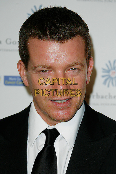 MAX BEESLEY.At the Russia Midsummer Fantasy, in aid of the Raisa Gobachev Foundation,.Stud House, Home Park, Hampton Court, England, UK, 7th June 2008.portrait headshot  black tie Beesly.CAP/DAR.©Darwin/Capital Pictures