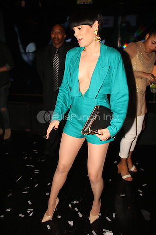 WEST HOLLYWOOD, CA - JANUARY 26:  Jessie J at the Republic Records Post GRAMMY Party at 1 OAK on January 26, 2014 in West Hollywood, California. Photo Credit: Walik Goshorn/MediaPunch