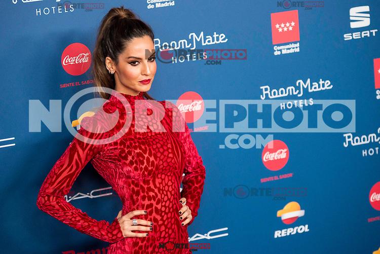 Ariadne Artiles attends to the photocall of the Gala Sida at Palacio de Cibeles in Madrid. November 21, 2016. (ALTERPHOTOS/Borja B.Hojas) //NORTEPHOTO.COM