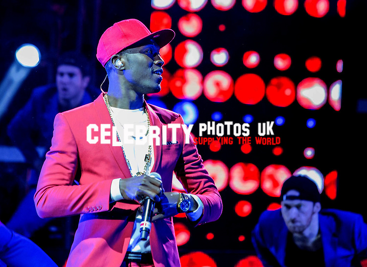 Reggie n Bollie   the 'The X Factor' Live Tour 2016 at the Genting Arena  Birmingham, United Kingdom 27 Feb 2016