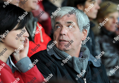2012-03-20 / Hockey / seizoen 2011-2012 / Red Panthers - Nationale Damesploeg België / Bert Wentink..Foto: Mpics.be
