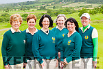 The Ross team that played in the Junior foursomes in Castleisland on Saturday front row l-r: Margaret O'Donoghue, Eileen Fleming, Sinead O'Shea Captain, Mary Moynihan, Mary Cronin and Lisa Kerfoot