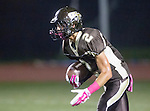 Torrance, CA 10/02/15 - Bobby Fujioka (West #2) in action during the Carson-West Torrance CIF varsity football game at West Torrance High School.  Carson defeated West Torrance 34-27.