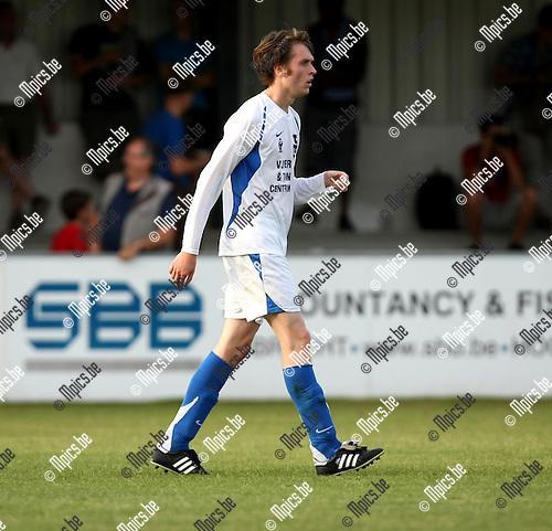 2009-08-01 / Voetbal / seizoen 2009-2010 / KV Turnhout / Simon Brijs..Foto: Maarten Straetemans (SMB)
