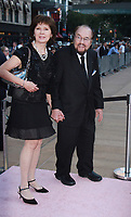 NEW YORK, NY September 28, 2017 Kedakai Turner, James Lipton attend New York City Ballet's 2017 Fall Fashion Gala at David H. Koch Theater at Lincoln Center in New York September 28,  2017.Credit:RW/MediaPunch