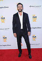 "17 June 2017 - Culver City, California - Jaun Pablo Raba. LA Film Festival Premiere of ""Shot Caller"" held at ArcLight Culver City in Culver City. Photo Credit: Birdie Thompson/AdMedia"