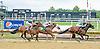 Hey Soul Sister winning at Delaware Park on 7/21/12