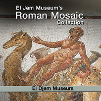 Pictures & Images of Roman Mosaics of El Djem (Jem) Archaeology Museum, Tunisia -