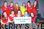 VOLUNTEERS; Volunteers fro Presentation Transitition Students who helped out at the Tralee To-gether Special Olympic Games in the Cumann Iosaef Gym, on Saturday  Anna Sugrue, Tara Fitzgerald, Sophie O'Connor, Rebecca Murphy and Katie Shannon. Back l-r: Claire Dillon, Katien Dillon, Niamh O'Connor, Rebecca O'Neill, Maeve Carmody and Mairead Dowling.