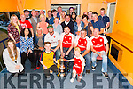 Tralee Arsenal supporters club 10th anniversary gathering at the Rose of Tralee Sweepstakes in the Kingdom Greyhound Stadium on Saturday