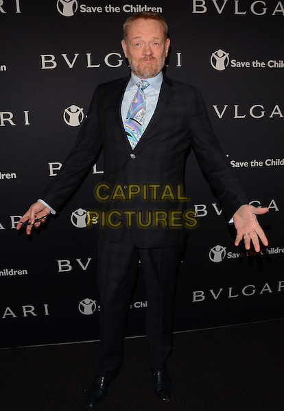 17 February 2015 - Beverly Hills, Ca - Jared Harris. BVLGARI and Save the Children launches Stop.Think.Give., a collection of celebrity portraits photographed by Fabrizio Ferri held at Spago. <br /> CAP/ADM/BT<br /> &copy;BT/ADM/Capital Pictures