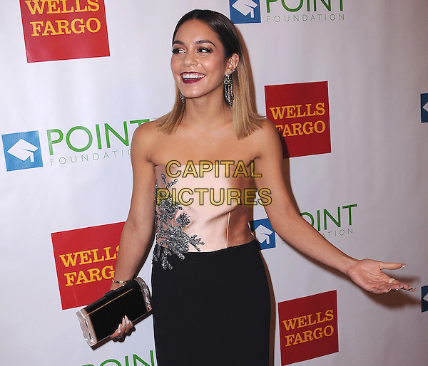 LOS ANGELES, CA - SEPTEMBER 13:  Vanessa Hudgens at the &quot;Voices on Point&quot; Gala at the Hyatt Regency Century Plaza on September 13, 2014 in Los Angeles, California. <br /> CAP/SKPG<br /> &copy;SKPG/MediaPunch/Capital Pictures
