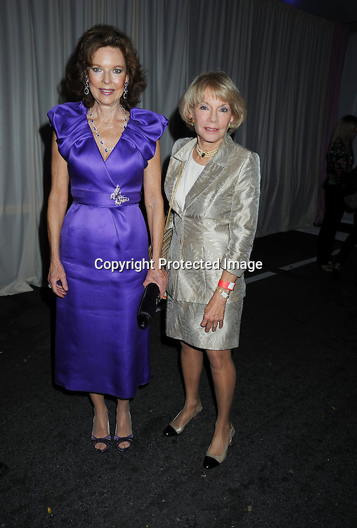 Margo Langenberg and Christy Witker arriving at The 2010 Fete de Swifty .which benefits The Mayor's Fund to Advance New York City on September 29, 2010 at  73rd Street and Lexington Avenue in New York City.