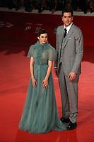 Cailee Spaeny and Drew Goddard<br /> Roma 18/10/2018. Auditorium parco della Musica. Festa del Cinema di Roma 2018.<br /> Rome October 18th 2018. Rome Film Fest 2018<br /> Foto Insidefoto
