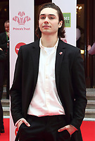 George Shelley at The Prince's Trust TK Maxx and Homesense Celebrate Success Awards at The London Palladium, Argyll Street, London on March 13th 2019<br /> CAP/ROS<br /> &copy;ROS/Capital Pictures