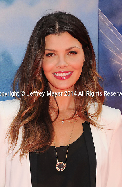 BURBANK, CA- MARCH 22: Actress Ali Landry attends the premiere of DisneyToon Studios' 'The Pirate Fairy' at Walt Disney Studios on March 22, 2014 in Burbank, California.