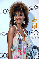 www.acepixs.com<br /> <br /> May 23 2017. Cannes<br /> <br /> Tina Kunakey arriving at the DeGrisogono 'Love On The Rocks' party during the 70th annual Cannes Film Festival at Hotel du Cap-Eden-Roc on May 23, 2017 in Cap d'Antibes, France<br /> <br /> By Line: Famous/ACE Pictures<br /> <br /> <br /> ACE Pictures Inc<br /> Tel: 6467670430<br /> Email: info@acepixs.com<br /> www.acepixs.com