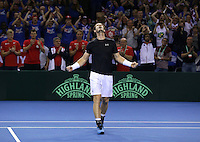 2015 Davis Cup Tennis Great Britain v Australia