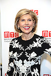 Christine Baranski attends the 2016 Manhattan Theatre Club's Fall Benefit at 583 Park Avenue on November 21, 2016 in New York City.