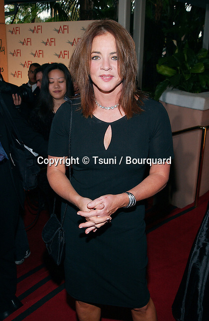 Stockard Channing arrives at the AFI Awards 2001 at the Beverly Hills Hotel in Los Angeles Saturday, January 5, 2002.           -            ChanningStockard11.jpg