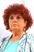 Valeria Fedeli<br /> Genova 04-09-2013 Festa Nazionale Partito Democratico<br /> Photo  Genova Foto /Insidefoto