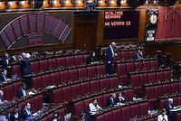 Roma, 30 Aprile 2015<br /> Gennaro migliore ha votato si.<br /> Votata le seconda fiducia alla Legge elettorale