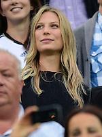 FUSSBALL  EUROPAMEISTERSCHAFT 2012   VIERTELFINALE Deutschland - Griechenland     22.06.2012 Sarah Brandner (Freundin von Bastian Schweinsteiger)