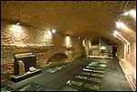 Area archeologica sotto la scalinata del Duomo. Museo diocesano.