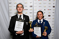 CSW Sportsperson of the Year Awards  at Te Rauparaha Arena, Porirua, New Zealand on Sunday 4 November  2018. <br /> Photo by Masanori Udagawa. <br /> www.photowellington.photoshelter.com
