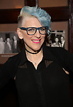 Lisa Lampanelli attends the Off-Broadway cast photocell for Lisa Lampanelli's 'Stuffed' at the Friars Club on August 14, 2017 in New York City.