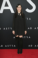 """LOS ANGELES - SEP 18:  Amanda Tudesco at the """"Ad Astra"""" LA Premiere at the Arclight Hollywood on September 18, 2019 in Los Angeles, CA"""