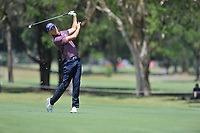 Anthony Quayle (NZL) during the 3rd round of the Australian PGA Championship, Royal Pines Resort Golf Course, Benowa, Queensland, Australia. 01/12/2018<br /> Picture: Golffile | Anthony Powter<br /> <br /> <br /> All photo usage must carry mandatory copyright credit (&copy; Golffile | Anthony Powter)