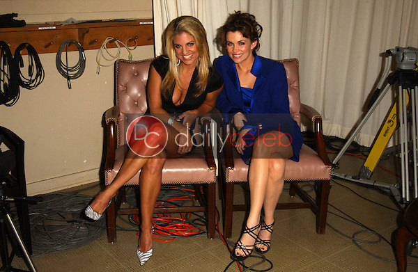 Bridgetta Tomarchio and Alicia Arden<br />