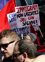 Corteo antiSalvini