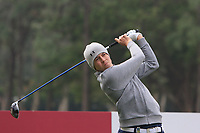 Matthew Fitzpatrick (ENG) on the 14th tee during Round 1 of the UBS Hong Kong Open, at Hong Kong golf club, Fanling, Hong Kong. 23/11/2017<br /> Picture: Golffile | Thos Caffrey<br /> <br /> <br /> All photo usage must carry mandatory copyright credit     (&copy; Golffile | Thos Caffrey)
