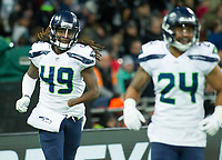 Seattle Seahawks Linebacker Shaquem Griffin (49) in action