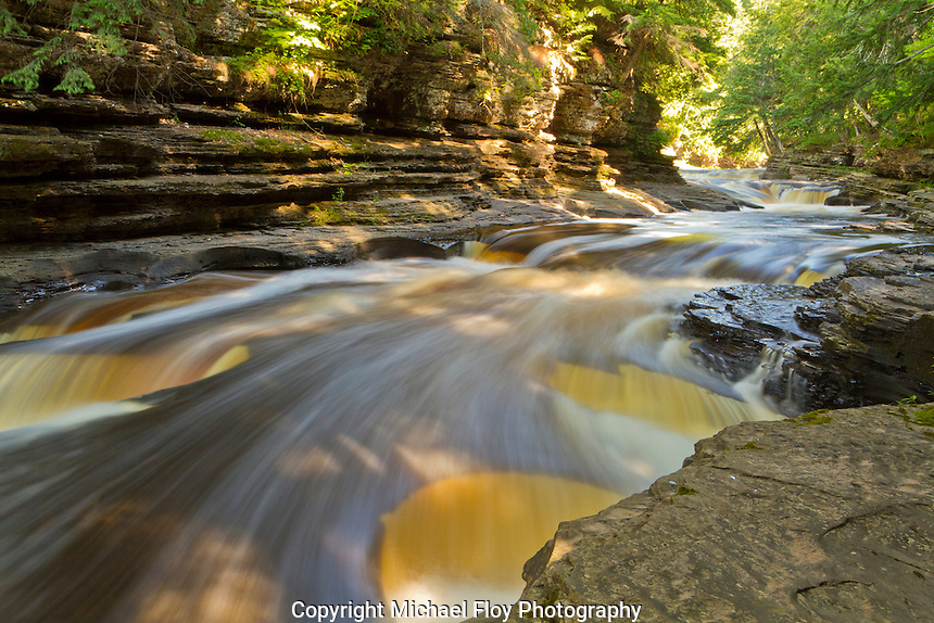 Presque Isle River, Cascades, Porcupine Mountains