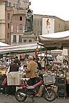 Market, Campo dei Fiori, Rome, Italy