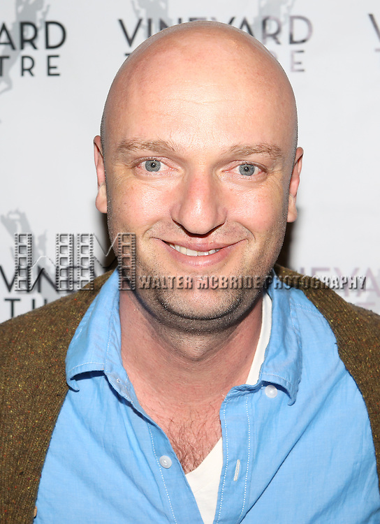 Matthew Maher attending the Opening Night After Party for the Vineyard Theatre Production of 'Somewhere Fun' at the Vineyard Theatre in New York City on June 04, 2013.