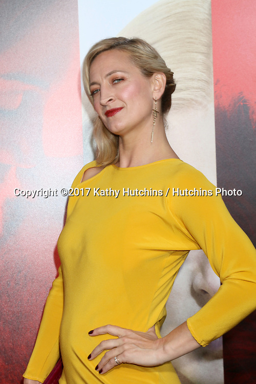 """LOS ANGELES - APR 18:  Zoe Bell at the """"Unforgettable"""" Premiere at TCL Chinese Theater IMAX on April 18, 2017 in Los Angeles, CA"""