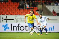 VOETBAL: LEEUWARDEN: Cambuur Stadion, 14-09-12, Cambuur - Almere City, Michiel Hemmen (#12), ©foto Martin de Jong