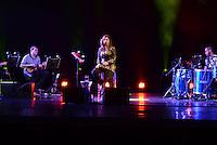 SÃO PAULO,04.06.2016 - SHOWS-SP - Show da cantora Maria Rita no Teatro Bradesco, no Bourbon Shopping, na zona oeste de São Paulo. (Foto: Eduardo Martins / Brazil Photo Press)