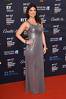 Bianca Westwood<br /> arriving for the BT Sport Industry Awards 2018 at the Battersea Evolution, London<br /> <br /> ©Ash Knotek  D3399  26/04/2018