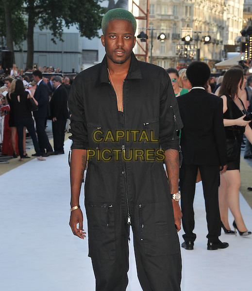 LONDON, ENGLAND - JUNE 30: Vas J Morgan attends the &quot;Magic Mike XXL&quot; UK film premiere, Vue West End cinema, Leicester Square, on Tuesday June 30, 2015 in London, England, UK. <br /> CAP/CAN<br /> &copy;CAN/Capital Pictures