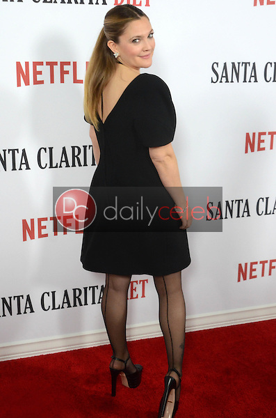 "Drew Barrymore<br /> at the ""Santa Clarita Diet"" Premiere, Arclight Cinerama Dome, Hollywood, CA 02-01-17<br /> David Edwards/DailyCeleb.com 818-249-4998"