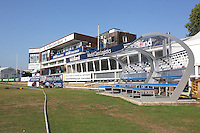 General view of the Essex County Ground, home of the Division 2 Champions during Essex CCC vs Glamorgan CCC, Specsavers County Championship Division 2 Cricket at the Essex County Ground on 14th September 2016
