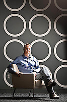 John Donahoe - EBAY pictures: Executive portrait photography of John Donahoe CEO of EBAY by San Francisco corporate photographer Eric Millette
