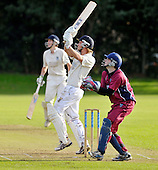 Cricket Scotland Scottish Cup Final - Watsonians CC V Heriots CC at Titwood - Glasgow - - 02.9.12 - 07702 319 738 - clanmacleod@btinternet.com - www.donald-macleod.com